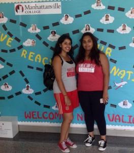 Wardah at campus