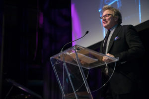 Steve Anthony, Host of the Daughters for Life Foundation Gala Dinner 2017