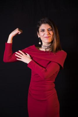 Hiba Miari, Palestine