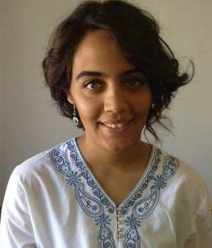 Najla Fawwaz, Palestine