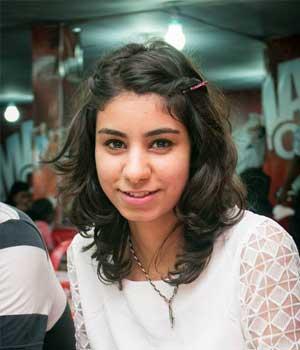 Asmaa Abushabab, Palestine