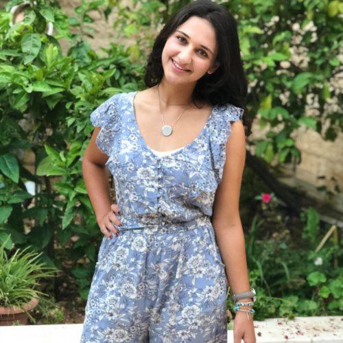 Rozana Jaber, Israel