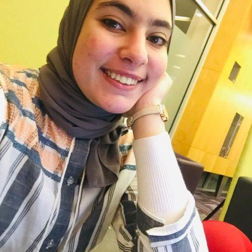 Sara Saad, Egypt