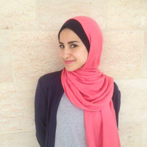 Sarah Abu Ramadan, Palestine