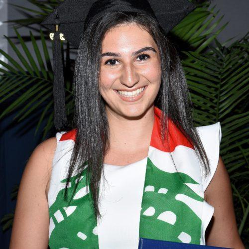 Simona Rahi, Lebanon