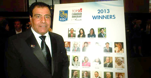 RBC winners 2013