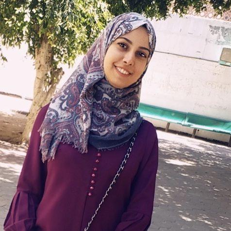 Saja Saymeh, Palestine