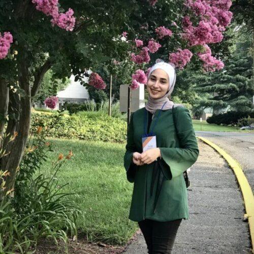 Dania Mahadin, Jordan